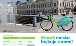Bikesharing Nitra