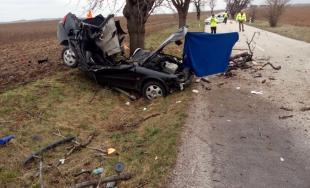 Hrôzostrašná nehoda! Mladá vodička narazila do stromu, následky boli tragické