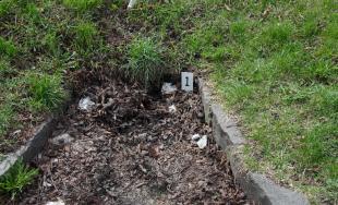 Dvaja muži vykradli predajňu v Leviciach, čo neminuli zakopali v zemi, polícia tu našla 1 600 eur