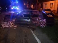 Nehoda Topoľčiankach, vodič nafúkal 1,2 promile